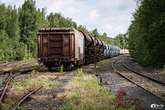 Zone wagons (nixxisphotography) Tags: 2016 train wagons old abandoned abandonn color couleur city decor decay detail exploration forgotten fuel foret fer graveyard france industriel industrial infiltration loisirs lumiere lost metal materiel nixphotographybe outdoor places paysage rouille rusty roulant road railway rust rail transport trailer urbex urban vehicules voie wood