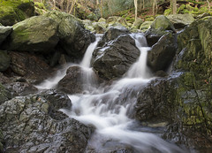 Church Beck, above Coniston, Lake District National Park, Cumbria, UK (Ministry) Tags: churchbeck coniston lakedistrict nationalpark cumbria uk waterfall stream beck longexposure boulder algae moss