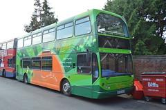 1828 HF05GGO (PD3.) Tags: south coast eastleigh hampshire england uk bus buses psv pcv hants goahead go ahead lyndhurst new forest volvo east lancs 1828 hf05ggo hf05 ggo