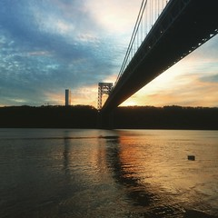 George Washington Bridge (hyun6054) Tags: bridge georgewashingtonbridge
