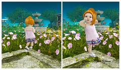Florzinha #009 (Jamini R.B.) Tags: unicorn cupcake skl the spunky monkey