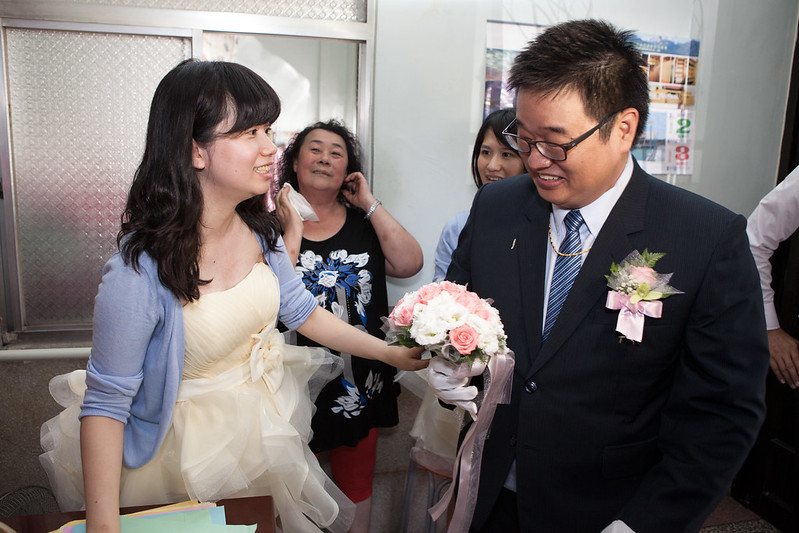 孟峰&梵齡 婚禮紀實-91
