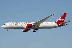 G-VNAP Boeing 787-9 37977/431 Virgin Atlantic (howtrans38) Tags: gvnap boeing 787 virgin atlantic