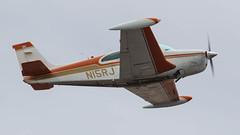 Beech E33A Bonanza N15RJ (ChrisK48) Tags: 1968 33 aircraft airplane beeche33a bonanza dvt kdvt n15rj phoenixaz phoenixdeervalleyairport debonair