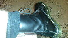 20160823_224416 (rugby#9) Tags: dm feet wear cushioned comfort sole cushion dms docmartens lace original soles bouncing doctormarten docs doc eyelets icon boots drmartensboots dr martens drmartens airwair air wair yellow stitching yellowstitching 10 hole 10hole size7 7 1490 black socks blacksocks shoe footwear boot drmartenssocks drmartensblacksocks dmsocks dmblacksocks