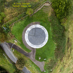 Stardisc Wirksworth (splendid_photography_UK) Tags: astrology astronomy stardisc wirksworth derbyshire drone aerialimage azimuthimages