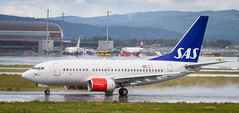 LN-RPB SAS Scandinavian Airlines Boeing 737-683 (KnutHSolberg) Tags: lnrpb gardermoen osl osloairportgardermoen oslolufthavngardermoen aviation akershus norway boeing737683 sasscandinavian airlines boeing aircraft