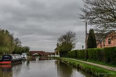 Cottages at Bridge 24 (hilofoz) Tags: camphill warwickshire england uk