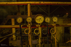 All Your Steel: Gauge this (UJMi) Tags: iron lahore pakistan steel steelmill fire industrial night sony nex nex7 electric furnace smelter hardwork ironwork idustry