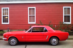 Classic Mustang (Irish Colonel) Tags: usa kentucky lexington