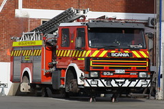 UI 3936 (ambodavenz) Tags: scania p93m lowes industries fire appliance timaru south canterbury new zealand service