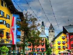 Kitzbhel (etoma/emiliogmiguez) Tags: kitzbhel austria sterreich standreas liebfrauenkirche estacin esqu iglesias