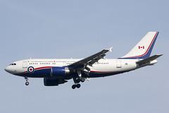 15001 Airbus A.310-304/CC-150 Polaris Canadian Armed Forces (pslg05896) Tags: 15001 airbus a310 cc150 polaris canadianarmedforces lhr egll london heathrow