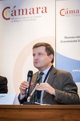 """Evento """"Nuevos retos para la economía española: crecimiento sostenible, unión de la energía e inmigración"""" • <a style=""""font-size:0.8em;"""" href=""""http://www.flickr.com/photos/132904123@N05/29795441340/"""" target=""""_blank"""">View on Flickr</a>"""