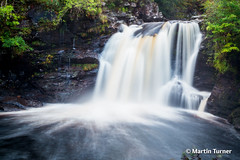 Fallich Falls - Loch Lomond (martinturner5) Tags: lochlomond rock scotland tree river stunning stream waterfall pretty longexposure beautiful flow fallichfalls
