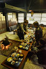 Breakfast (aldian.silalahi) Tags: gassho house sleeping overnight zukuri stay ogimachi traditional dinner hearth breakfast japanese old heritage vacation