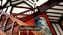 Wooden staircase (reecejones1) Tags: staircase stairs banister wooden