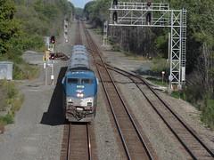 Amtrak, Oneida Bypass, Oneida, NY (CNYrailroadnut) Tags: oneida ny nyc new york central railroad amtrak