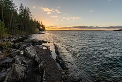 Almost sunset (Ari Kalliala) Tags: tampere nsijrvi suomi finland atx1120f28prodx nikon d7100 syksy