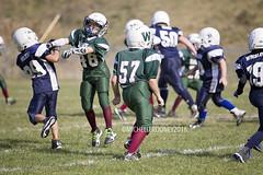 IMG_2442eFB (Kiwibrit - *Michelle*) Tags: pee wee football winthrop monmouth boys team game 101516 play