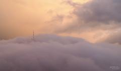 Nuage de pic (docfufu) Tags: puy de dome auvergne nuage rve dream moutain france