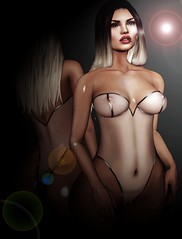 Free (Insomnia Store) Tags: free insomnia is applier gift promo freebie sl secondlife fashion women bodysuit tarnsparent