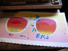 covr printout (itsakirby) Tags: coachhousebooks 80bpnichollane press printing books visit toronto iconic glorious splendid magical