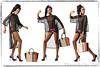 Sensemielja Sumter (JaapWoets) Tags: tas fashion sensi modelsensi sensemieljasumter glamour biancahekking