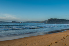 Early morning seascape (Merrillie) Tags: daybreak uminabeach landscape nature australia nswcentralcoast newsouthwales sea nsw beach ocean centralcoastnsw umina photography waves outdoors seascape waterscape centralcoast water sunrise