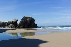 A praia das catedrais (Juan Pedro Barbadillo) Tags: beach playa cantabricsea marcantbrico sea mar formacinrocosa rockformation