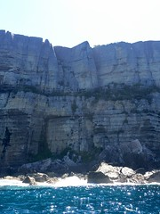 Rock Climbers (petes_travels) Tags: jervis bay new south wales australia rock climbing sea ocean
