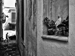 Puglia - 2016 (Enzo D.) Tags: biancoenero blackandwhite 2016 gallipoli italia italy olympus puglia salento summer wwwenzodemartinocom it