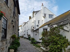 The Quaintness of St. Ives (Helen Orozco) Tags: st ives cornwall