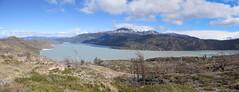 """Torres del Paine: trek du W. Jour 5: retour à Paine Grande. Le Lago Grey. <a style=""""margin-left:10px; font-size:0.8em;"""" href=""""http://www.flickr.com/photos/127723101@N04/30266486475/"""" target=""""_blank"""">@flickr</a>"""