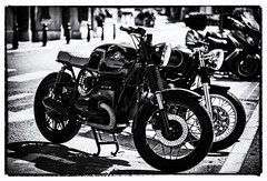BMW (ruediger59) Tags: bmw motorcycle r9t france sainttropez