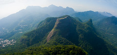 DSC_6076_PAN-2 (sergeysemendyaev) Tags: 2016 rio riodejaneiro brazil pedradagavea    hiking adventure best    travel nature   landscape scenery rock mountain    high green   summit   panoramicview panorama beautiful beauty amazing