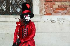 Masked Lady @ Venice Carnivale 2016