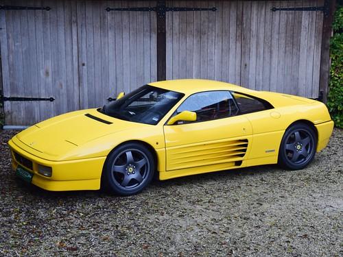 Ferrari 348 TB Challenge (1992).