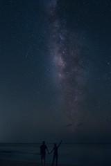 West Side Milky (VitarboPhotos) Tags: fujifilm fuji kit xt2 xf16mm lens travel milkyway hawaii satellite longexposure nightphotography