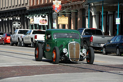 Photography Challenge 288 of 365 (McKenzie's Photography) Tags: travel transportation car classic street road vacation galveston island texas tx usa outdoor outside bike cart van tour wagon boat water