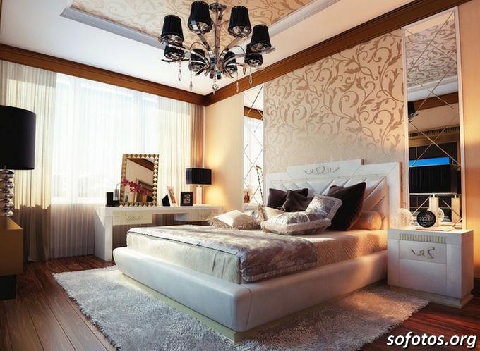 quartos decorados casal