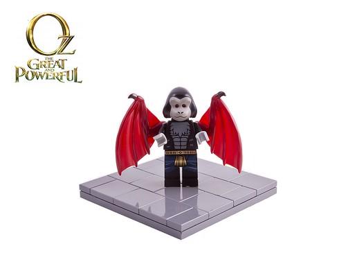 Lego Maleficent Minifigure Fly my pretty