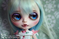custom Blythe : Sugarbunny