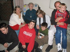 Xmas 2005 032 (tineb07) Tags: 2005 christmas alex tom evelyn jean matthew alma kelly markel fales tillyard mitchelll mitchellr
