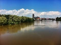 08.06.2013: an der Sternbrücke (zwischen 11:45 und 13:00 Uhr).