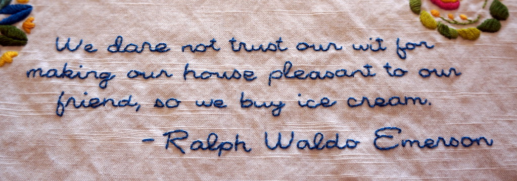 The Worlds Best Photos Of Embroidery And Quotes Flickr Hive Mind