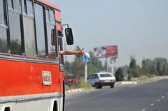 Ikarus Linienbus, Usbekistan, Juli 2010