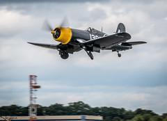 Corsair Take off (Wayne Cappleman (Haywain Photography)) Tags: photography wayne airshow corsair f4 farnborough vought haywain cappleman fia2016 fia16