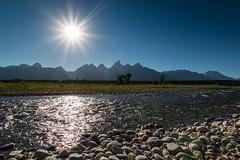 Just another beautiful day on the Snake River in Grand Teton National Park. (jacksonholemountainresort) Tags: davidyogg deadmanstomoose jacksonhole river snakeriver summer2016