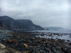 Cudillero (JC Arranz) Tags: españa asturias niebla costa mar rocas marcantabrico cudilleros